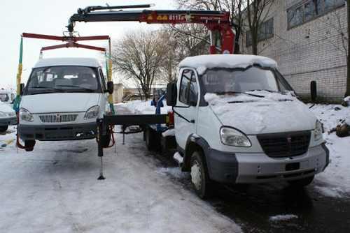 эвакуатор газель в Москве
